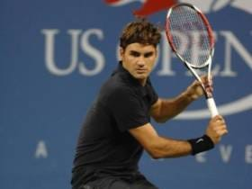 With Murray, Djokovic Out Of The Aussie Open, It's Fed Time Baby