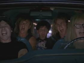 The Bohemian Rhapsody Scene From Wayne's World Is One Of The Greatest Scenes In Movie History