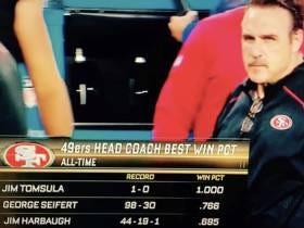 Jim Tomsula Is Officially Hired To Take The Redskins To The Promised Land