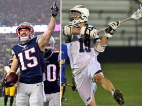 Did You Guys Know That Chris Hogan Actually Used To Play Lacrosse? (Confirmed Via Sources)