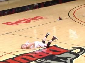 The Chick Just Had Literally The Worst 20 Seconds Ever Seen On A Basketball Court