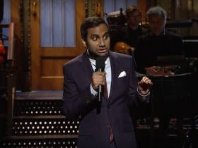 Aziz Ansari Went In On Donald Trump And The