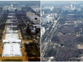 Trump Press Secretary Sean Spicer Had A Very Shitty, Embarrassing Weekend Fighting Over Crowd Sizes