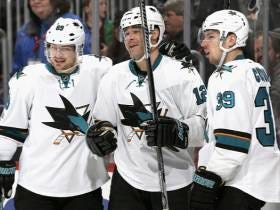 Stroke It, Patty: 37-Year-Old Patrick Marleau Scored 4 Goals In The 3rd Period Last Night