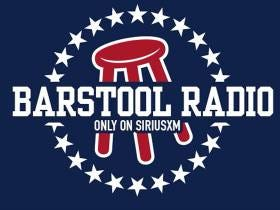 Barstool Radio Is Live At Noon On Sirius Rush 93 (Here Is A Free Trial To Sirius)