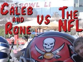 Caleb and Rone vs. The NFL