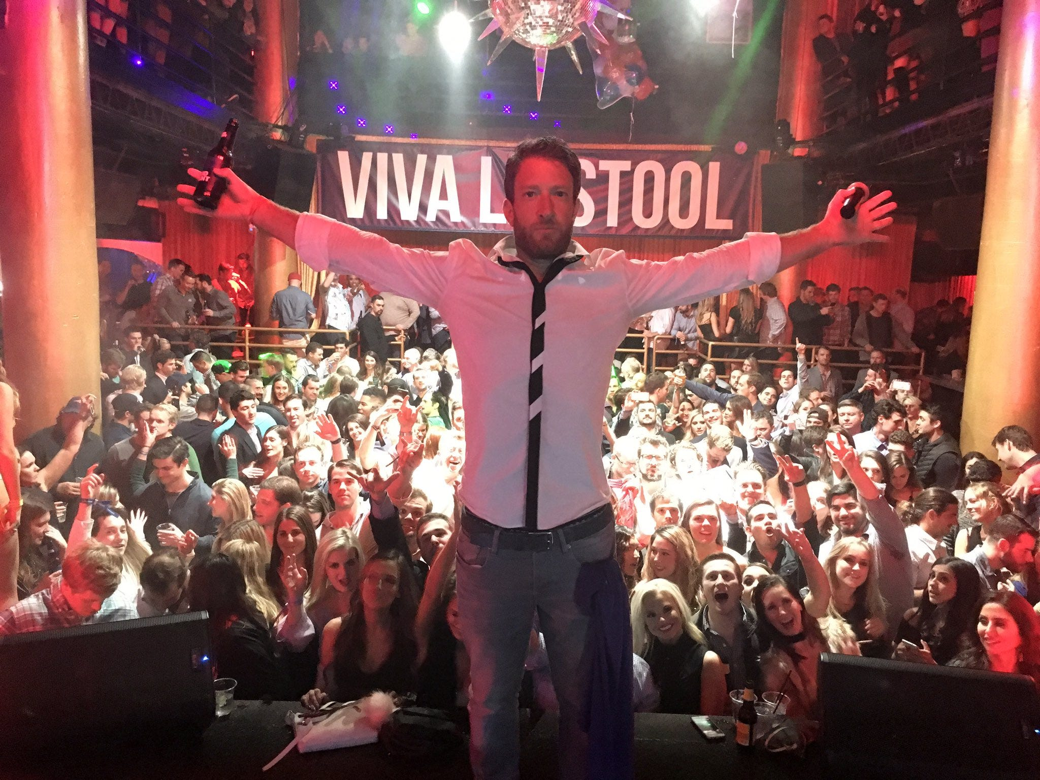 The Barstool Party Was The Best Party In Houston - Barstool Sports
