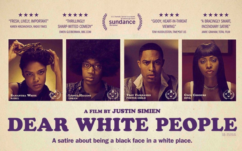Queridos blancos (Dear White People) 1x01 Espa&ntildeol Disponible
