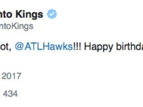 NBA Tells Teams To Play Nice On Twitter....Kings And Hawks Obey Them With Hilarious Twitter Exchange