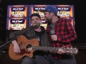 Nate At Night Presents: An Evening With Marc Roberge From OAR