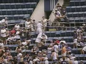 Wake Up With Ricky Ledee Hitting An Upper Deck Homer During David Cone's Perfect Game (1999)