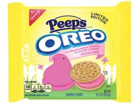Oreo Peeps Are The Worst Idea In The History Of Worst Ideas And Will Be Available At Walmart Next Week