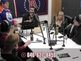 Glenny Balls, Francis, Trent, Riggs, And Caleb All Dropped By For A Valentine's Day Edition Of
