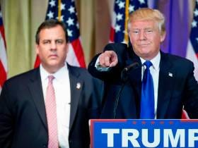 Donald Trump Pulled An All-Time Power Move And Made Chris Christie Order Meatloaf For Dinner