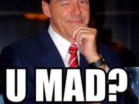 The High School Coach That Banned Nick Saban From Recruiting On Campus Just Got Fired For Banning Nick Saban #Jimbo