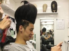 Jeremy Lin's New Jimmy Neutron Haircut Is As Outrageous As It Gets