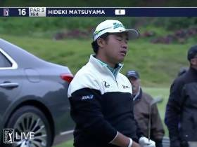 Hideki Matsuyama Getting Pissed At Awesome Shots Is Starting To Make Me Mad
