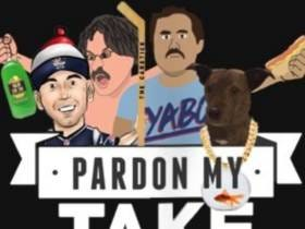Pardon My Take 2-17 Featuring Ice Cube, Mike Portnoy, And Lenny Dykstra