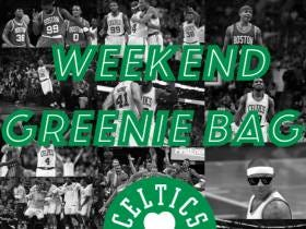 The Weekend Greenie Bag - How About That James Young Fella