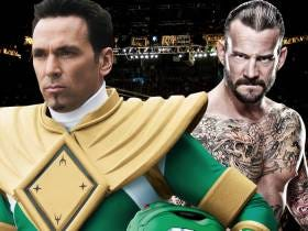 Remember CM Punk? The Green Power Ranger Still Wants To Fight Him
