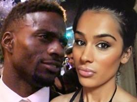 Emmanuel Sanders Wife Claims He Used the Birth of Their Child as an Excuse to Skip Practice and Bang His Sidepiece