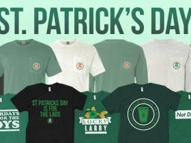 New Barstool St Patricks Day Shirts Are On Sale Now