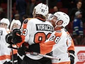 It's A President's Day Miracle: Flyers Win Without Andrew MacDonald