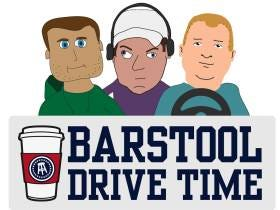 FYI: Barstool Drive Time Hits The Main Barstool Facebook Page Tomorrow At 8:30 AM