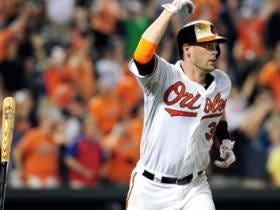 Orioles Fans Bid Farewell To Jesus In Cleats, Matt Wieters