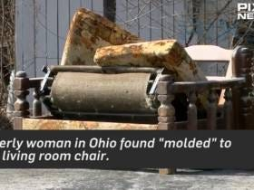 Obese Ohio Woman Was Found Molded To Her Chair. Not Good!