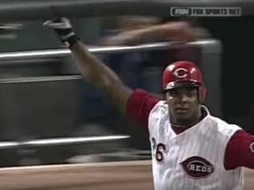 Wake Up With Wily Mo Pena Hitting A Grand Slam (2004)