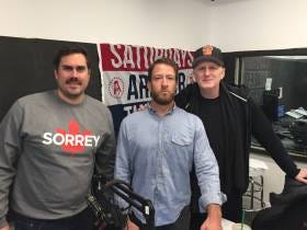 Barstool Radio Is Live At Noon EST On SiriusXM 93 With Special Guest Michael Rapaport