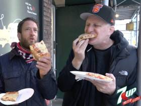 Barstool Pizza Review - My Pie Pizzeria Romana With Special Guest Michael Rapaport
