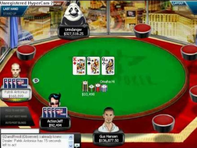 Is online poker legal in new york