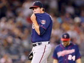 Twins Pitcher Ryan O'Rourke Has Puked Before Almost All Of His Major League Appearances