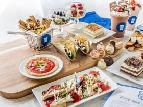 Pop Tarts Has a Cafe That Features Pop Tarts Pizza, Fries, Nachos And More