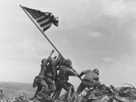 72 Years Ago The Most Iconic Photo In American History Was Taken On Iwo Jima