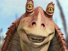 Disney Just Revealed What Happens To Jar Jar Binks After The Prequels