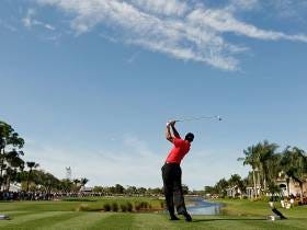 Wake Up With Tiger's Honda Classic Eagle On The 72nd Hole