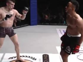 Wake Up With The Ozzy Man Reviewing This Showboating Knockout