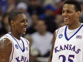 Bill Self Drops Great Brandon Rush Story on Day He Gets Jersey Retired at Kansas