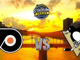 Here's An A+++ Flyers Vs. Penguins Stadium Series Pump Up Video That Deserves To Be Seen