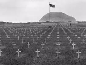 Iwo Jima, Stripes, and My Momma