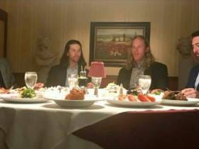 The Mets 4 Horsemen Dining Together Is A Work Of Art