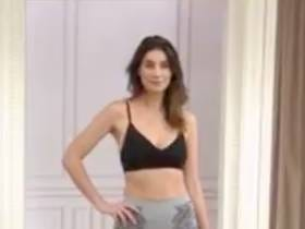 QVC Model Flashes All Sorts Of Toe During Commercial And We Aren't Talking Footwear