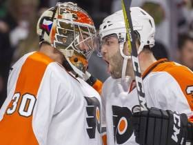 Team Chemistry In The Flyers Locker Room Has Never Been Higher As They Are Now Banging Each Others' Sisters