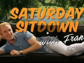 Saturday Sitdown With Francis Featuring Ashley Haas