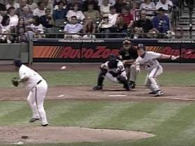 Wake Up With Bartolo Colon's First Multi-Hit Game (2002)