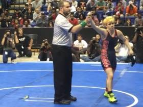 Transgender Transitioning From Female To Male Wins Girls State Title In Wrestling