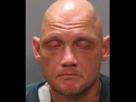 Does This Look Like The Face Of A Guy Caught Smuggling 54 Xanax Pills In His Butt?